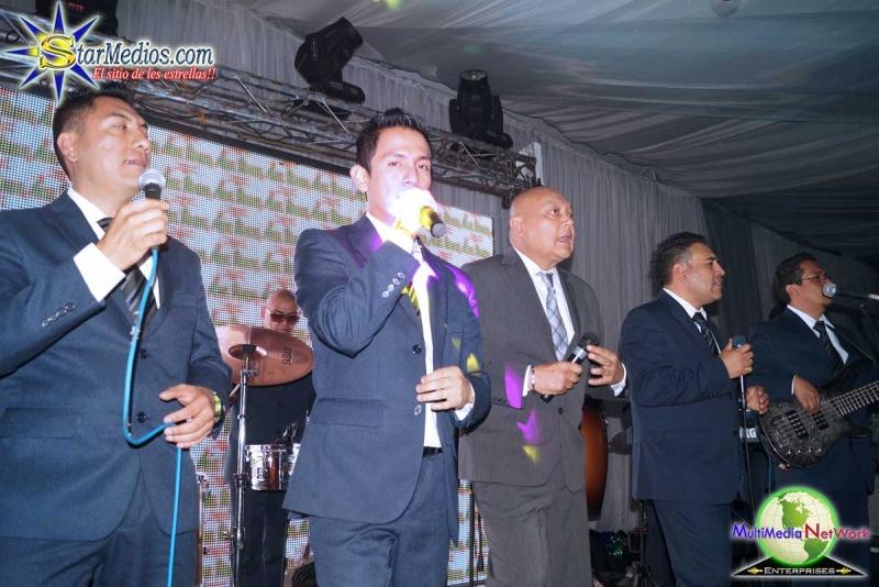 Angel Venegasz y la orquesta con sabor contrataciones en starmedios.com