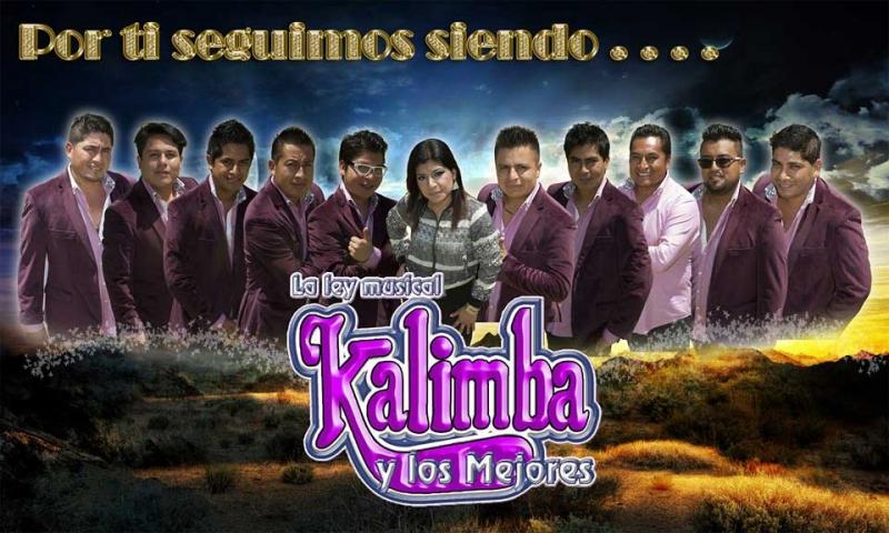 Kalimba y los mejores contrataciones directas en StarMedios.com