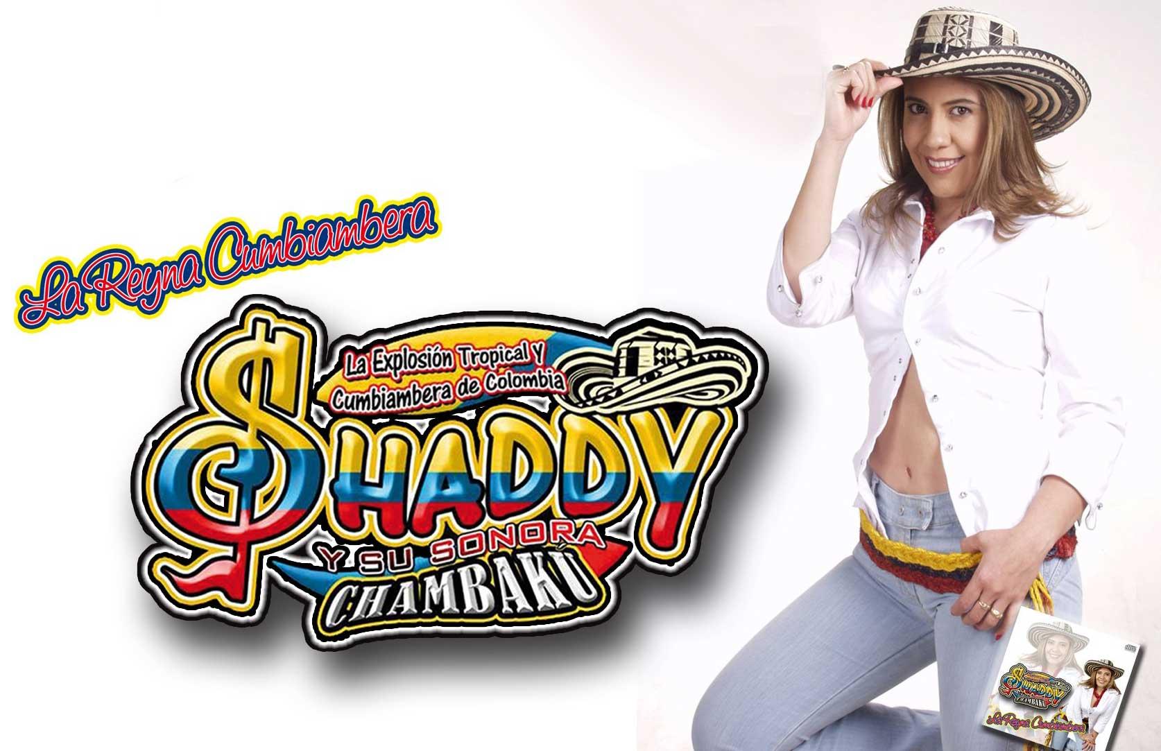 Shaddy y Sonora Chambaku Contrataciones en Starmedios.com